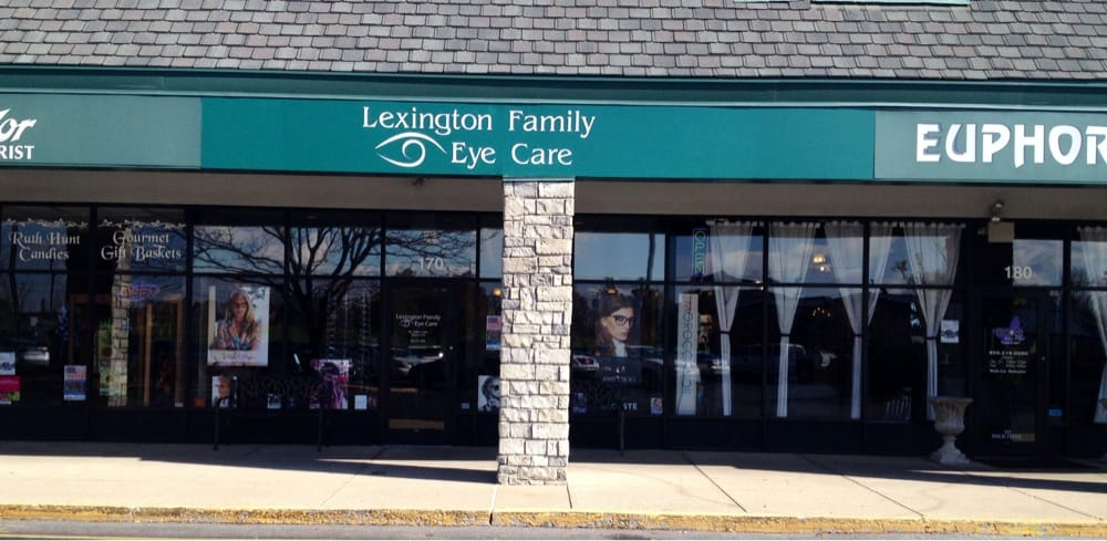 Eye Care - Eyewear & Opticians - 3735 Palomar Centre Dr, Lexington, KY ...