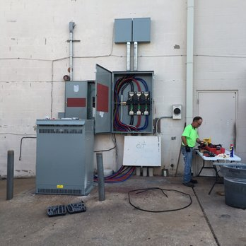 Three Phase Commercial Service Wiring Transformer and ... on