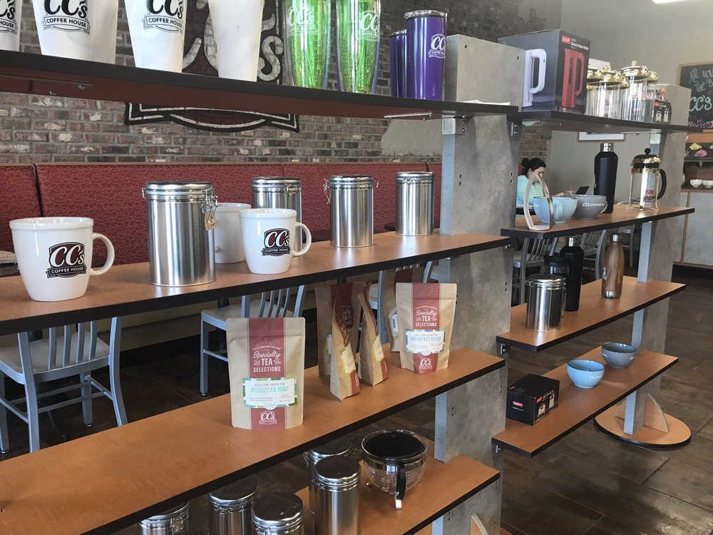 CC's Coffee House: 3857 La Hwy 1 S, Port Allen, LA
