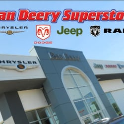 dan deery chrysler dodge jeep ram concessionari auto