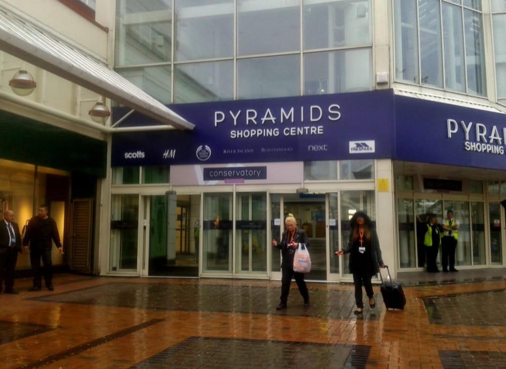 Pyramids Shopping Centre