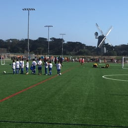 Photo Of Beach Chalet Soccer Fields San Francisco Ca United States Ready