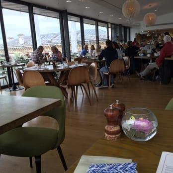 Ashmolean Dining Room - Bistros - Beaumont Street, Oxford ...