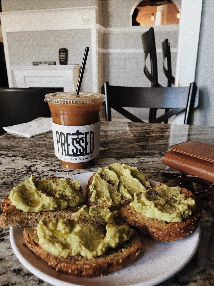 Food from Pressed Coffee Bar and Eatery