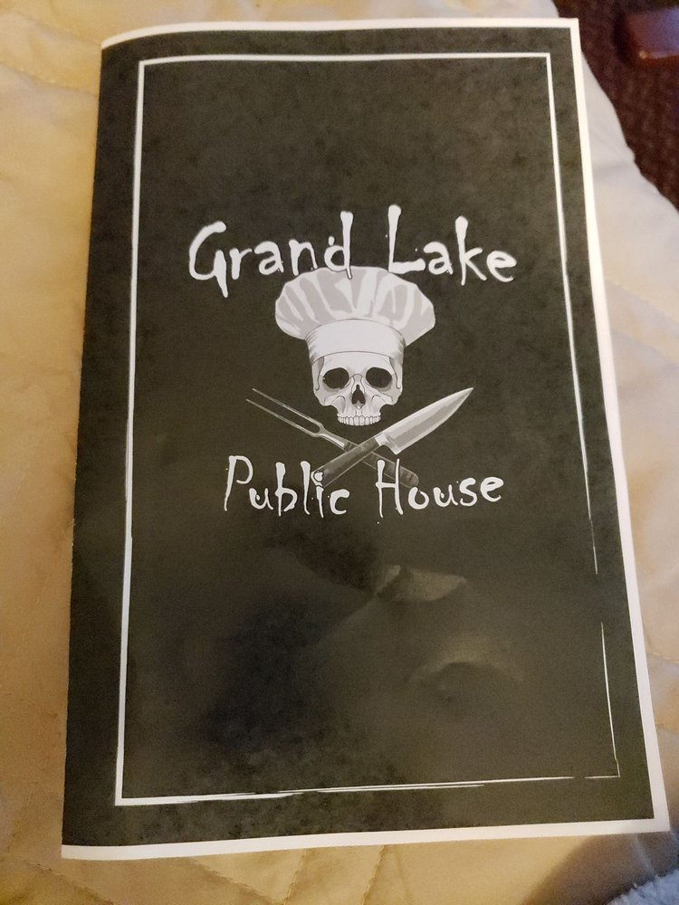 Grand Lake Public House: 1623 S Main St, Grove, OK