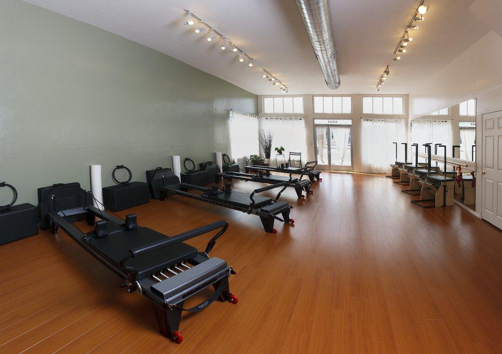 Pilates On Park: 4201 Park Blvd, San Diego, CA