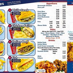 Captain hooks fish and chicken closed fast food 107 for Hook fish and chicken menu