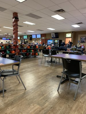 cowtown bowling fort worth