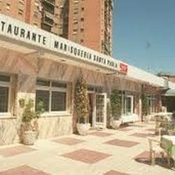 Santa paula closed seafood calle de luis barahona de for Moises malaga