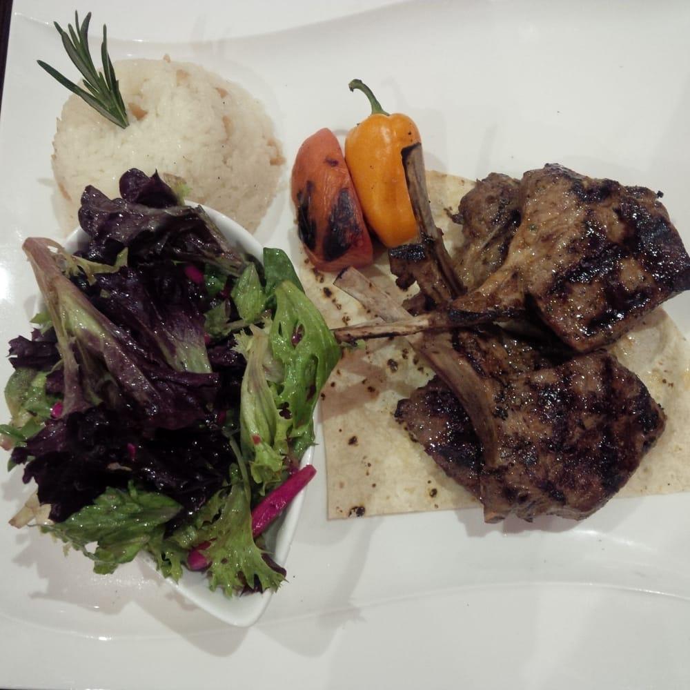 Lamb chops yelp for Athena mediterranean cuisine ny