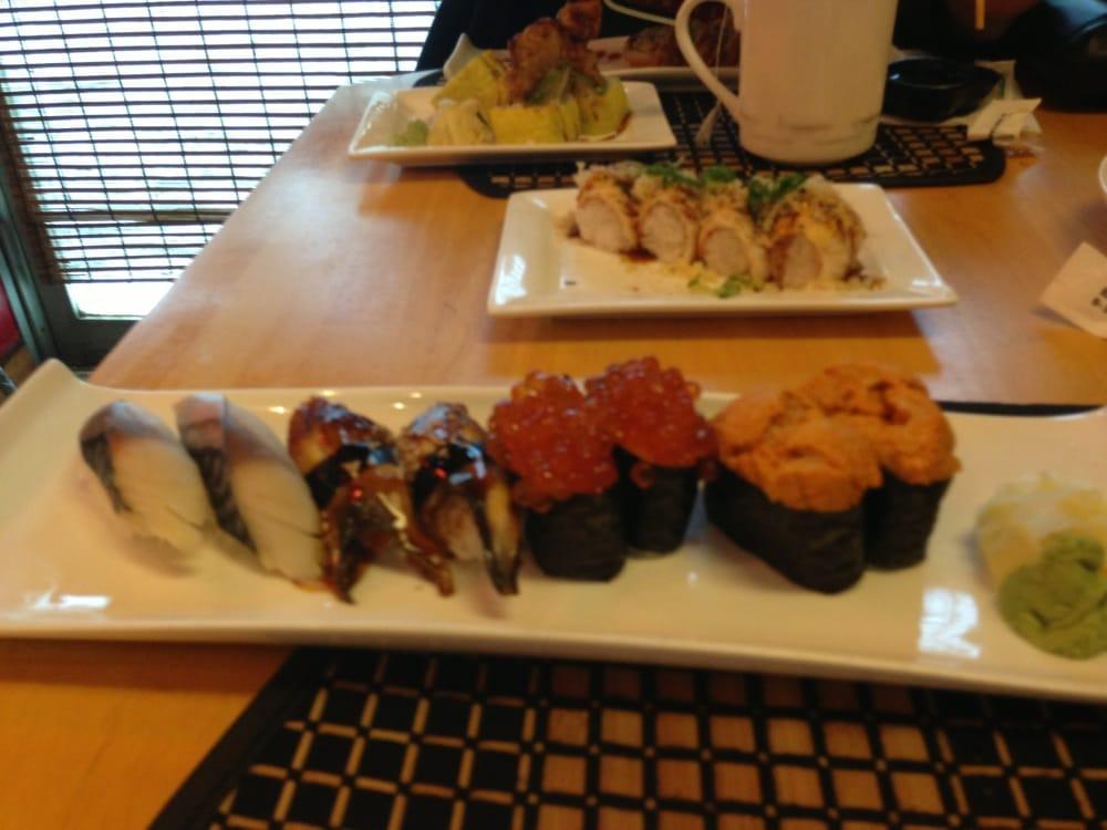 Sushi Restaurants Near West Orange Nj