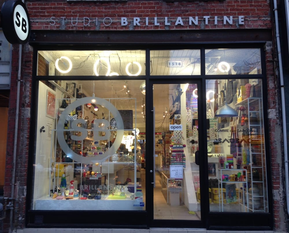 Studio Brillantine 38 Photos Home Decor 1518 Queen Street W Parkdale Toronto On Canada