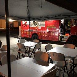 Ad Hyatt Food Truck