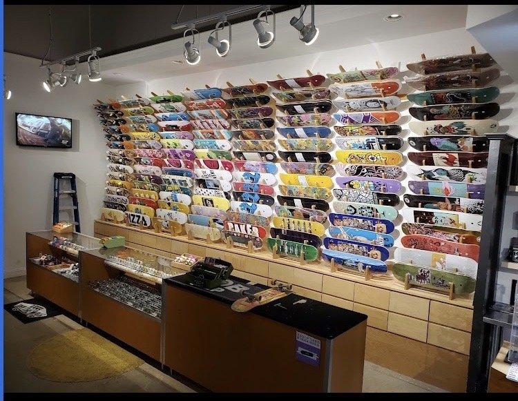 Queue Skate Shop: 2956 Crockett St, Fort Worth, TX