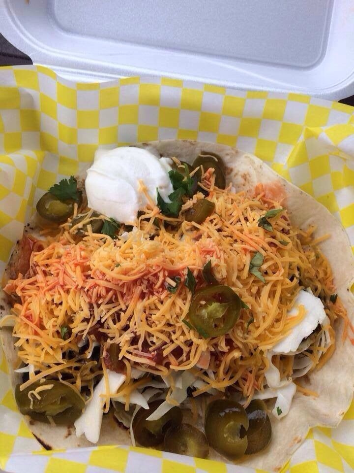 South in your mouth 15 photos food trucks 5212 for Ted s fish fry menu
