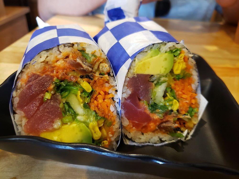 Poke Burrito: 20530 North Rand Rd, Deer Park, IL