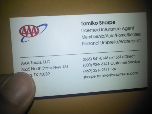 AAA Texas CLOSED Insurance 6555 N State Hwy 161 Irving TX Yelp