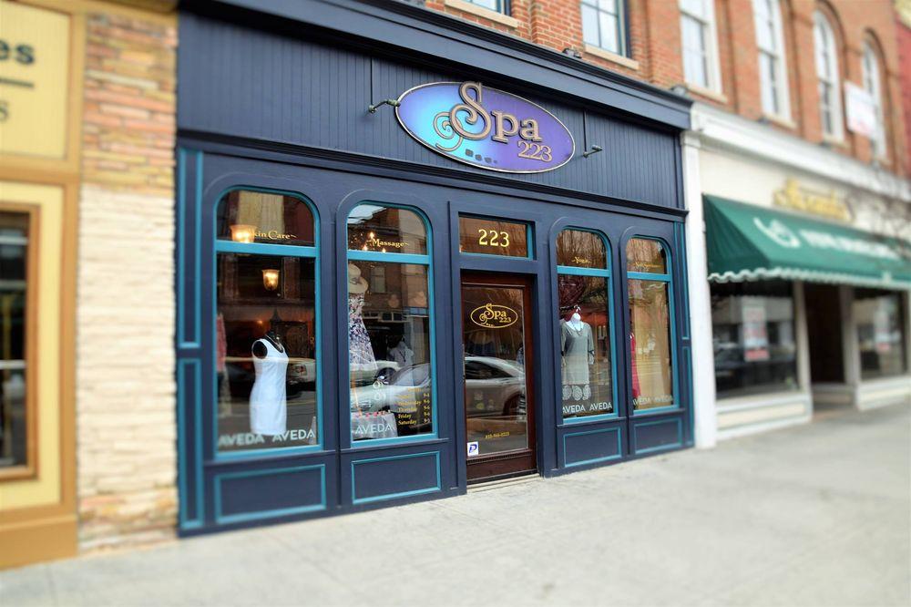 Spa 223 & Boutique: 223 Huron Ave, Port Huron, MI