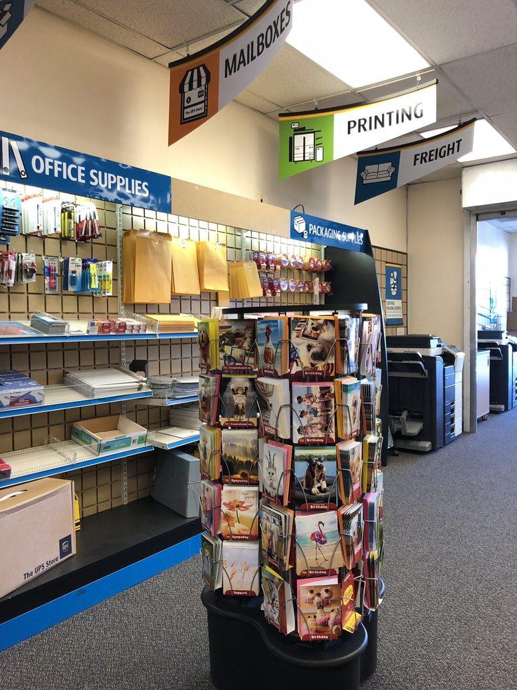 The UPS Store: 2063 Main St, Oakley, CA