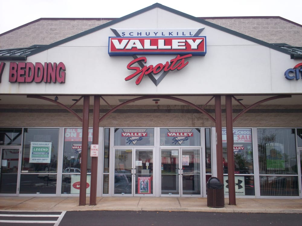 Schuylkill Valley Sports: 38 N West End Blvd, Quakertown, PA