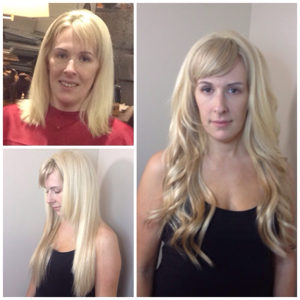 Natural Beaded Rows Hair Extensions Yelp