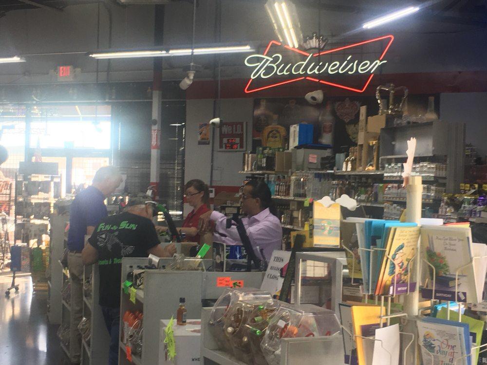 Liquor Depot: 200 Village Park Dr, Alvarado, TX