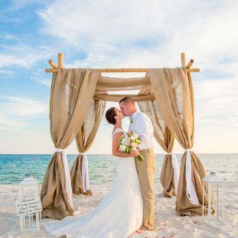 Photo Of Your Dream Beach Wedding