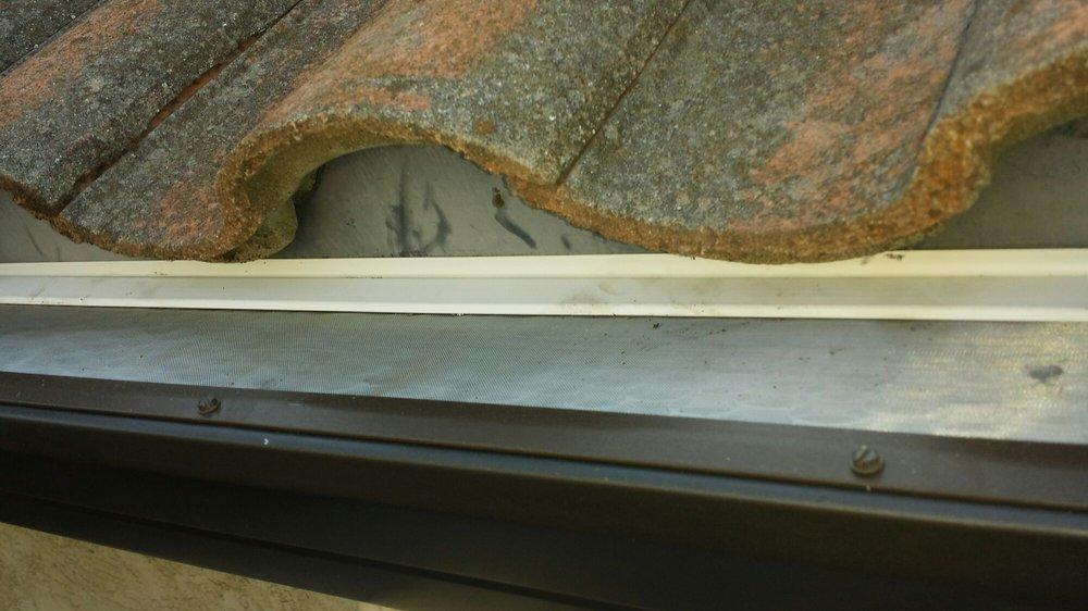 leaffilter gutter protection - gutter services - 1590 oakland rd ...