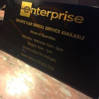 Enterprise Rent A Car Peppermill Reno