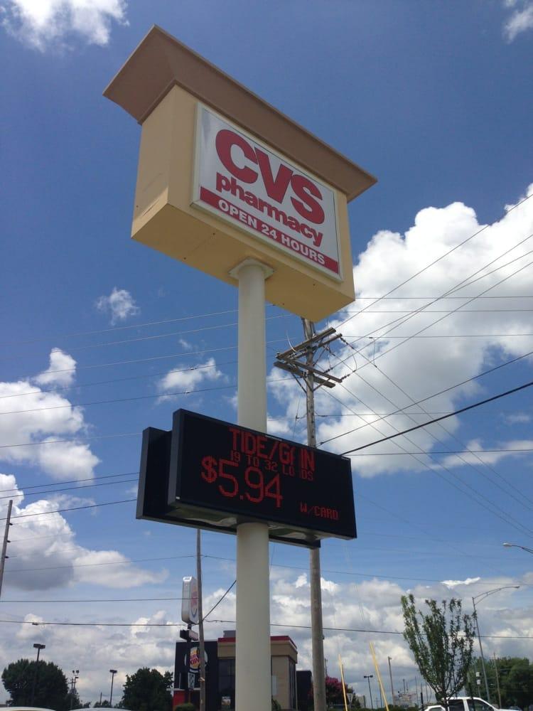 CVS Pharmacy: 3030 S Campbell Ave, Springfield, MO