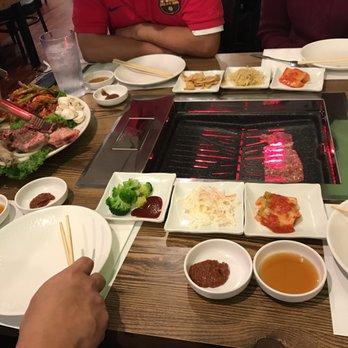 Koreana Restaurant Schaumburg Il Menu
