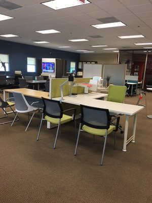 Corporate Design Choice 11001 NW 33rd St Doral FL Office Furniture Equipment Manufacturers