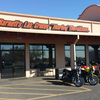 barnett's las cruces harley-davidson - motorcycle dealers - 2600