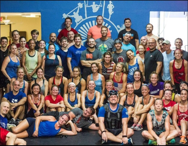 Crossfit Clearwater: 1281 S Lincoln Ave, Clearwater, FL