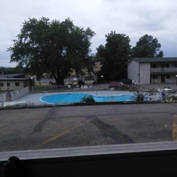 Photo Of Campus Inn Motel Baraboo Wi United States Pool A