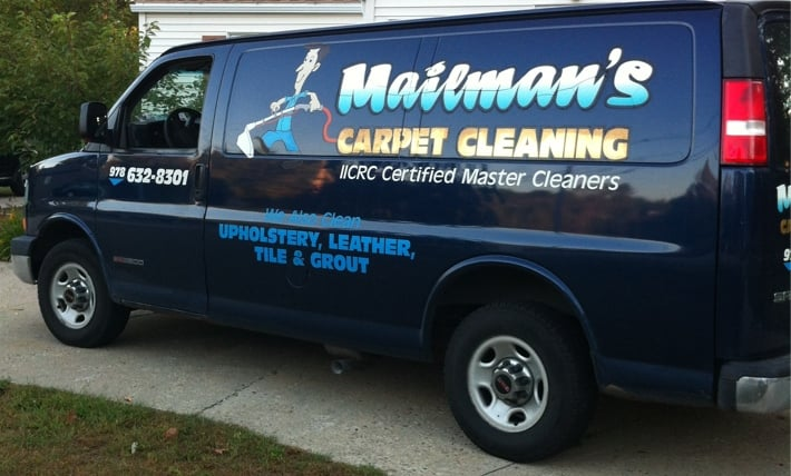 Mailman's Carpet Cleaning: 19 Hospital Rd, Baldwinville, MA
