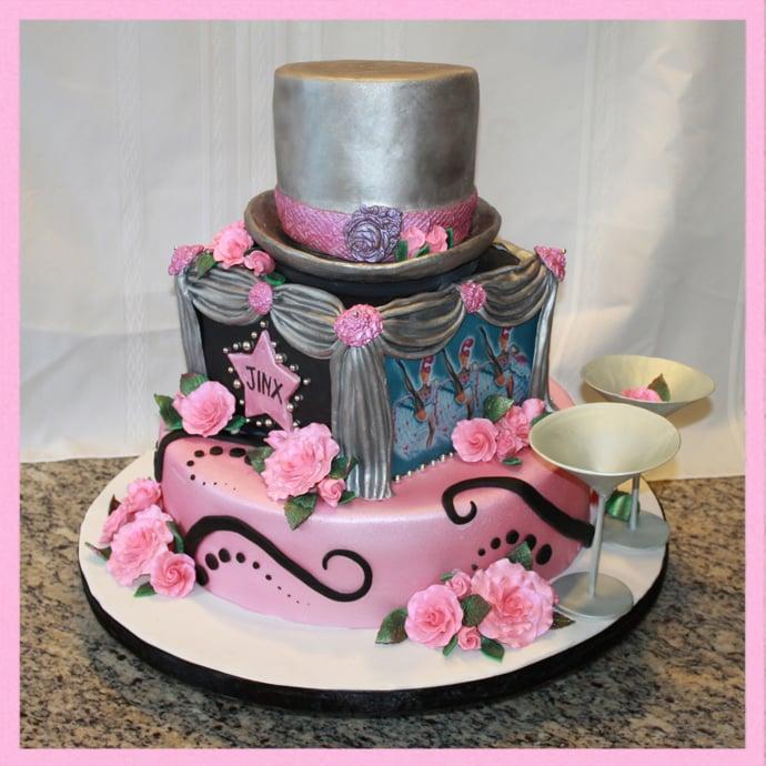 Broadway Babe Birthday Cake Yelp - Birthday cakes encinitas