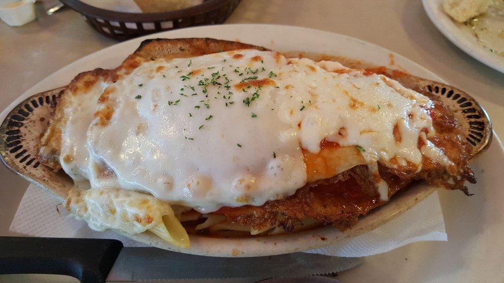 Tony's Italian Kitchen: 6106 Wesley St, Greenville, TX