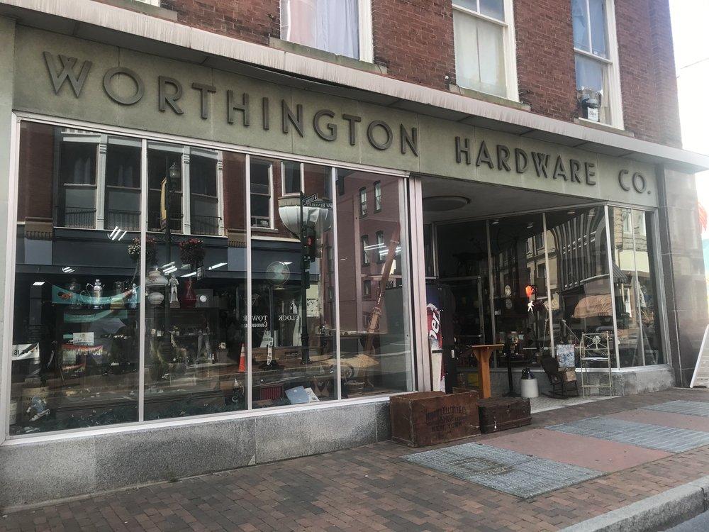 Worthington Hardware: 26 Beverley St, Staunton, VA