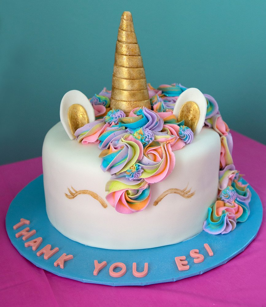 Unicorn Cake By Gina Yelp