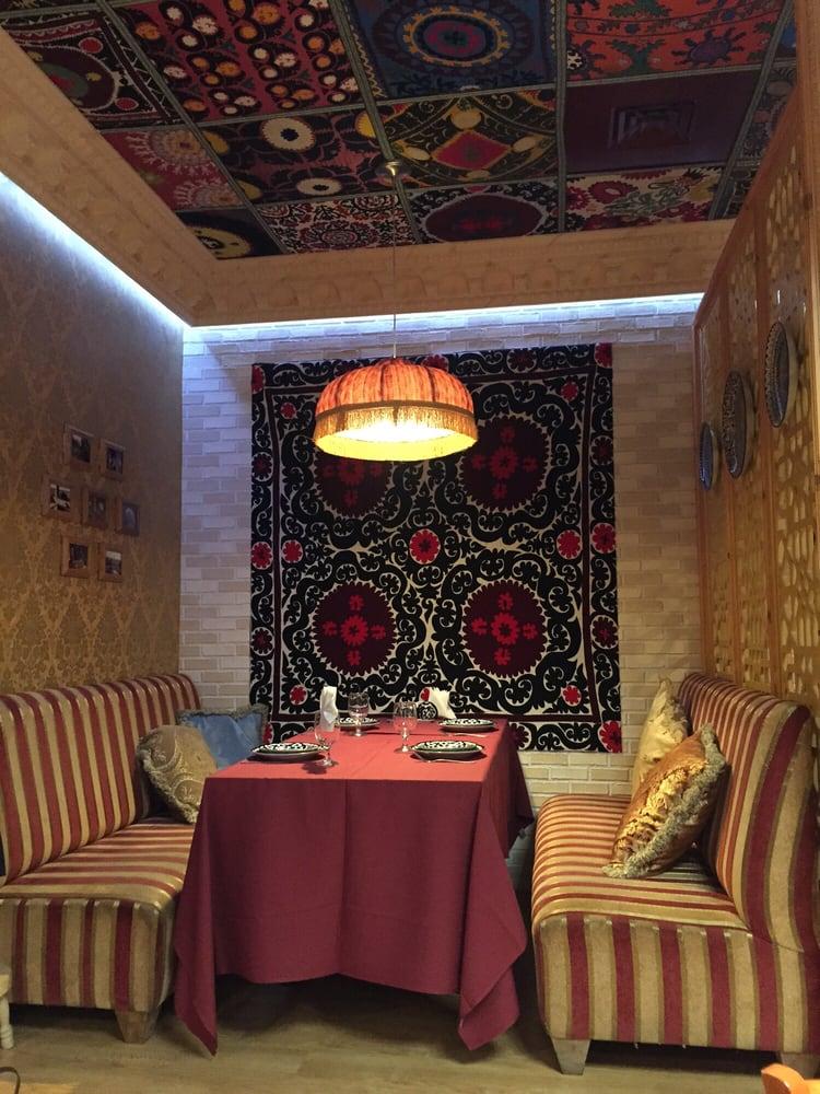 Uzbek Restaurant Near Me
