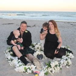 Photo Of Cocoa Beach Weddings Surfside Wedding Chapel