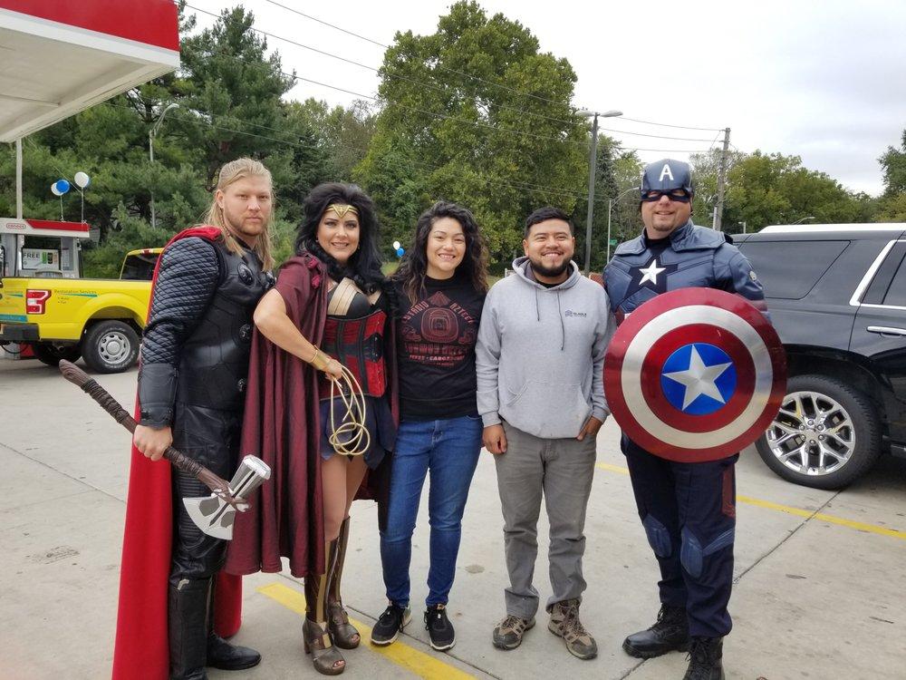 Slagle Fence: 12121 Blue Ridge Blvd, Grandview, MO