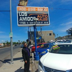 Los amigos auto sales dealerships 1798 w san carlos st for United motors san jose