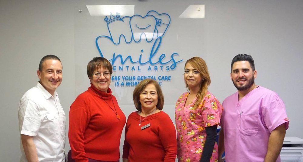 Smiles Dental Arts: 4566 E Florence Ave, Cudahy, CA