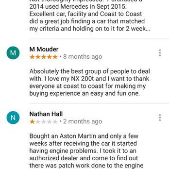 coast to coast imports 20 photos 18 reviews car dealers 5350 n keystone ave sobro. Black Bedroom Furniture Sets. Home Design Ideas