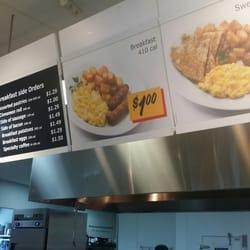IKEA Restaurant 180 foton Amerikansk mat traditionell