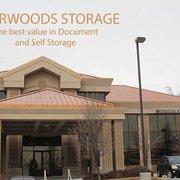 Nice Riverwoods Storage