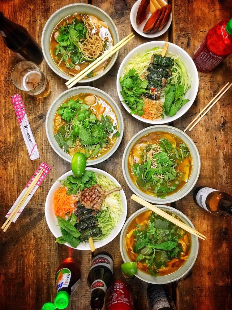 Vietnamese Restaurant Finsbury Park