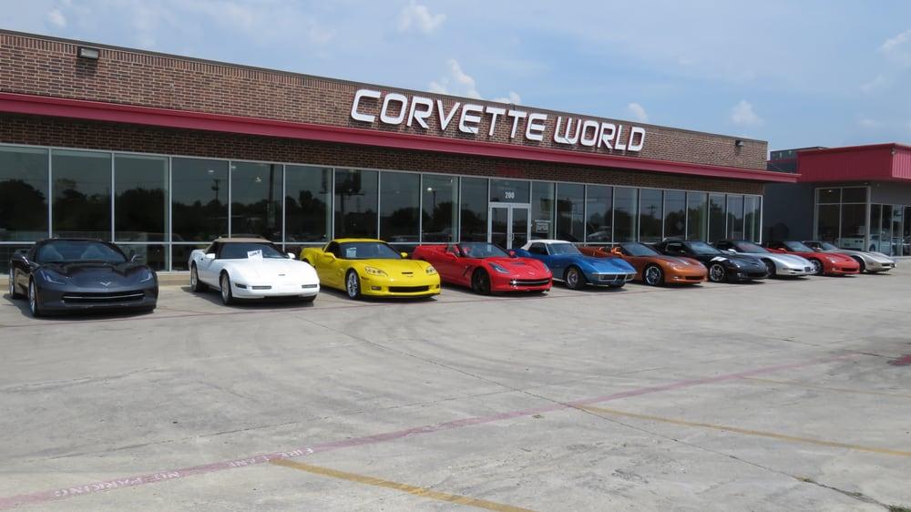 corvette world dallas 21 1810 n i 35e carrollton carrollton tx yelp. Black Bedroom Furniture Sets. Home Design Ideas